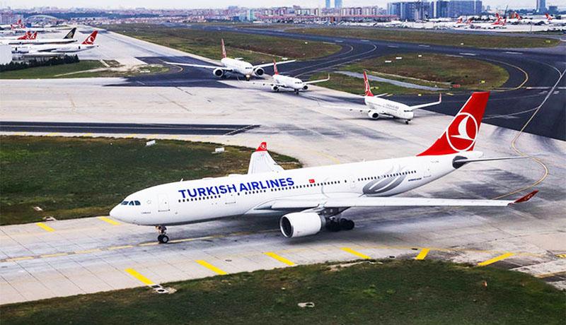 تمام پروازها از ایران به ترکیه تا اطلاع ثانوی لغو شد