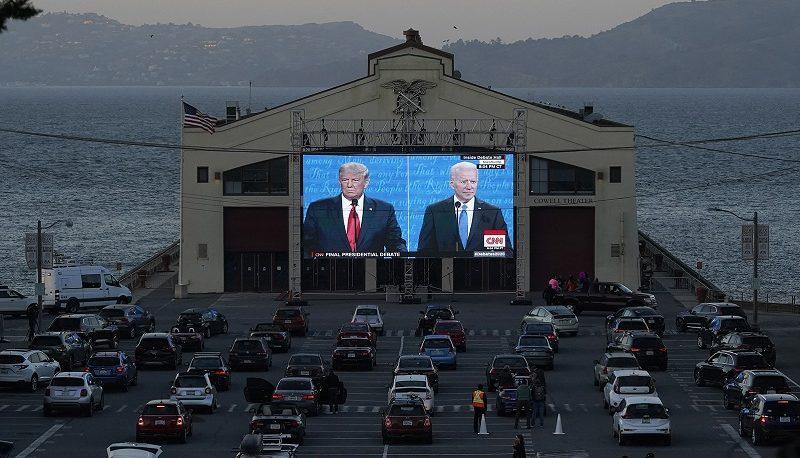 سیگنالهای مناظره ترامپ و بایدن برای بازارها / شاید افت قیمت طلا!
