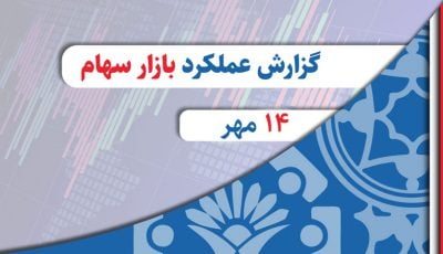 وضعیت امروز بورس 14 مهر ماه 99 (ویدئو)