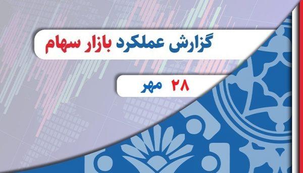مهمترین اتفاقات بورس امروز 28 مهر 99 (ویدئو) / از شرط بازگشایی شستا تا از دست دادن کانال 1.5 میلیونی