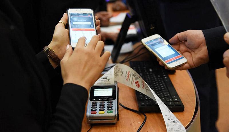 پرداختهای موبایلی استارت خورد / انتقال کارت خرید به تلفن همراه