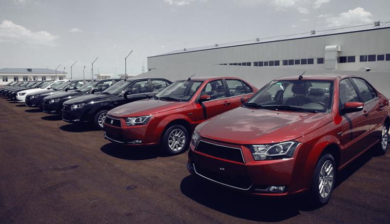 خودروهای جدیدی که وارد ایران میشوند