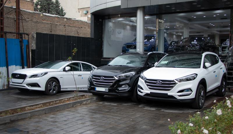 کدام خودروهای وارداتی مصادره شدند؟
