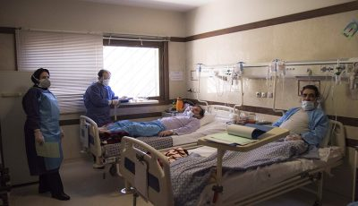 ۹۶ فوتی کرونا طی ۲۴ ساعت گذشته / آمار کرونا در ایران امروز ۱۱ فروردین ۱۴۰۰