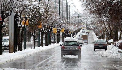 بارش برف و باران در کشور از فردا / هشدار سازمان هواشناسی