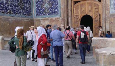 رشد منفی 72 درصدی گردشگری ایران