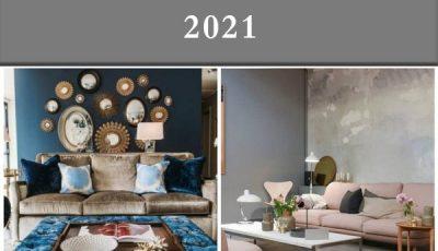 جدیدترین نکات دکوراسیون داخلی ۲۰۲۱