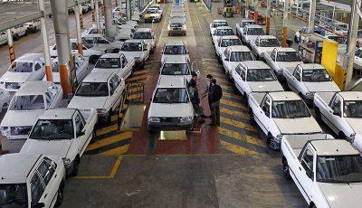 قیمت خودرو امروز 27 آبان 99 / ارزانترین پراید 100 میلیون تومان شد
