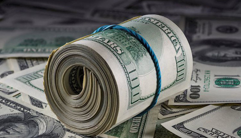 قیمت دلار امروز ۲۲ دی ۹۹/ برگشت دلار به کانال ۲۵ هزار تومان
