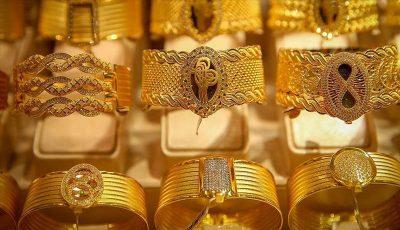 روند کاهشی قیمت طلا و سکه در آغاز هفته / قیمت دلار و یورو امروز ۹۹/9/8