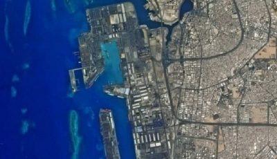 یک تانکر در نزدیکی سواحل عربستان منفجر شد