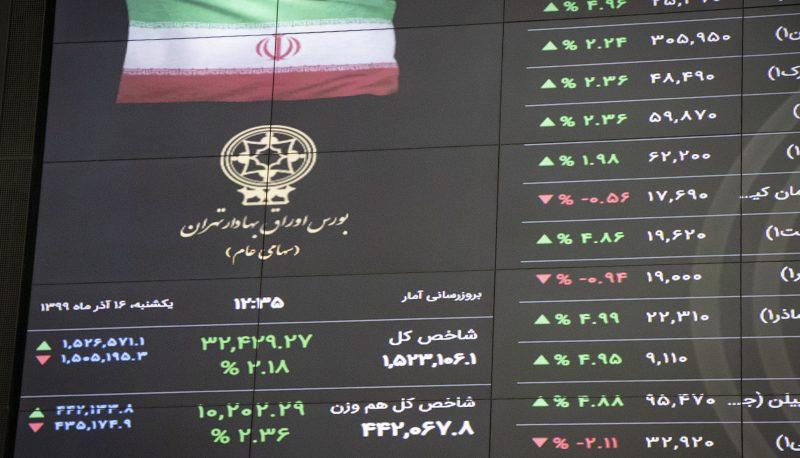 شروع سبز بورس در اولین روز بهمن / پالایشیها در مدار مثبت