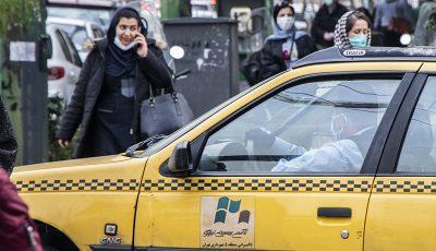 افزایش کرایه تاکسیها از اول اردیبهشت