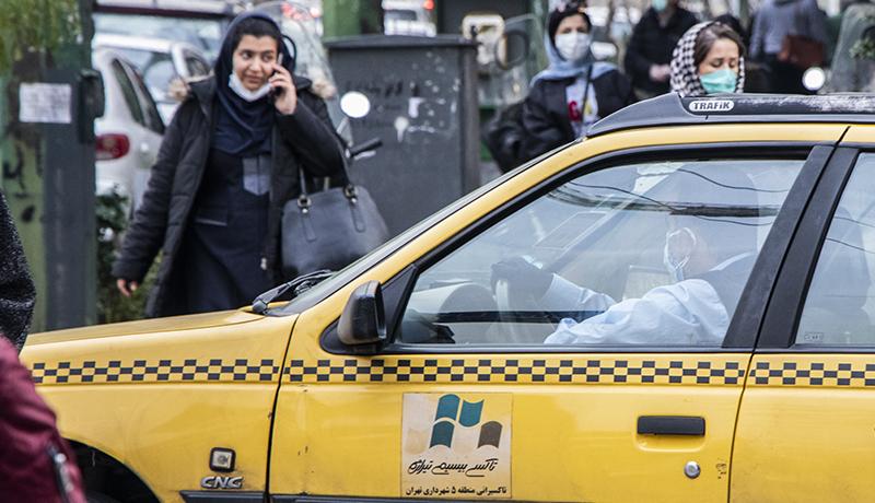 آغاز واکسیناسیون رانندگان تاکسی از این هفته