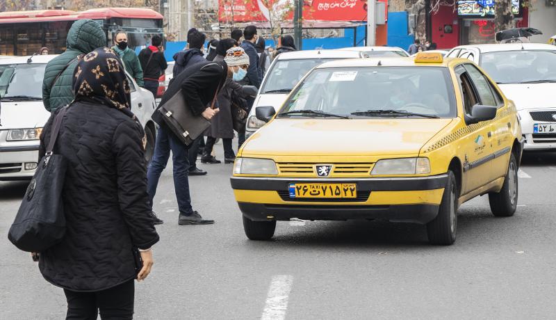 معاینه فنی تاکسیهای پایتخت در سال ۱۴۰۰ رایگان شد