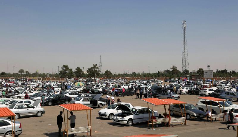 قیمتها در بازار خودرو شب عید چقدر است؟