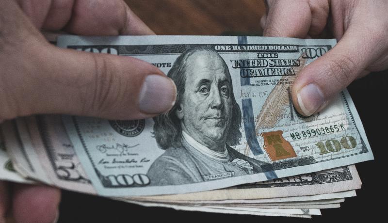 قیمت دلار امروز ۱۴ دی ۹۹ چقدر شد؟