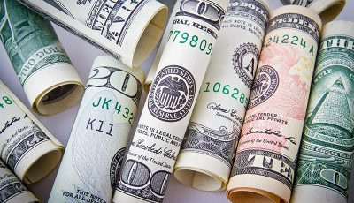 دلار در بازارهای جهانی با ارزش شد
