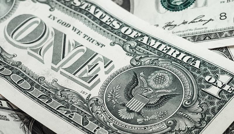 قیمت دلار امروز 12 آذر 99 چقدر شد؟