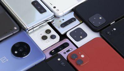 قیمت گوشی موبایل در بازار امروز ۱۸ خرداد ۱۴۰۰ + جدول