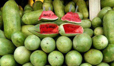 میوهفروشان شب یلدا به مردم تخفیف میدهند / قیمت هندوانه شب یلدا چقدر است؟