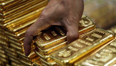 کاهش 75 درصدی ذخایر طلای کشور در سال 97