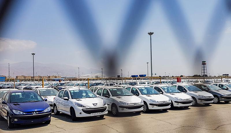 آرامش و رکود بازار خودرو در روزهای پایانی سال
