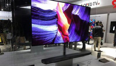 قیمت تلویزیون امروز 12 آذر + جدول