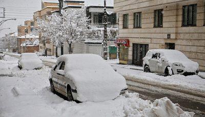 اولین بارش گسترده برف زمستانی کشور در راه است