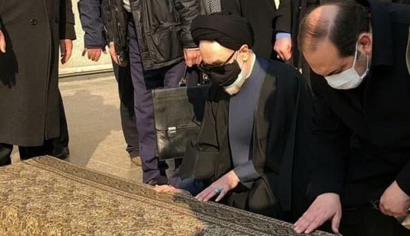 سید محمد خاتمی عزادار شد - تجارتنیوز