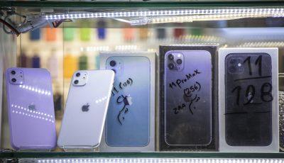 قیمت گوشی موبایل در بازار امروز ۲ خرداد ۱۴۰۰ / کاهش قیمت یک میلیونی در گوشیهای آیفون
