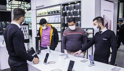 قیمت انواع گوشی امروز ۲۱ بهمن ۹۹ + جدول