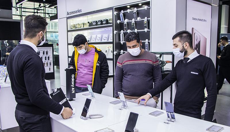 قیمت انواع گوشی امروز ۲۶ بهمن ۹۹ + جدول