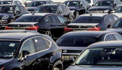 پیشبینی قیمت خودروهای خارجی تا شب عید