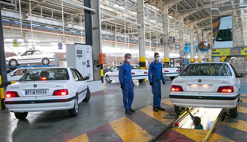 قیمت خودرو رسما گران شد / اعلام جزئیات افزایش قیمت خودرو در بهار ۱۴۰۰