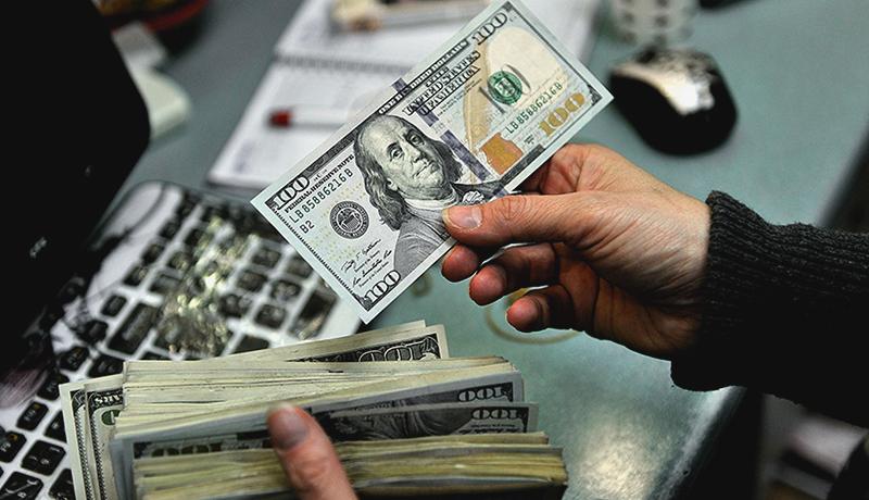 قیمت دلار امروز ۲۹ بهمن ۹۹ چقدر شد؟