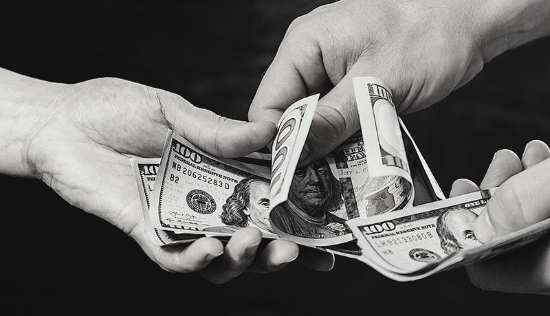 آخرین قیمت دلار تا پیش از امروز ۵ اسفند ۹۹