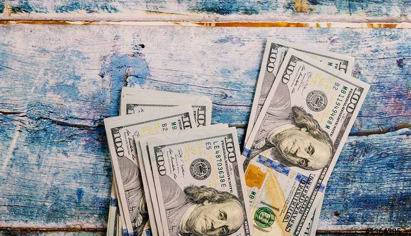 افت نرخ دلار