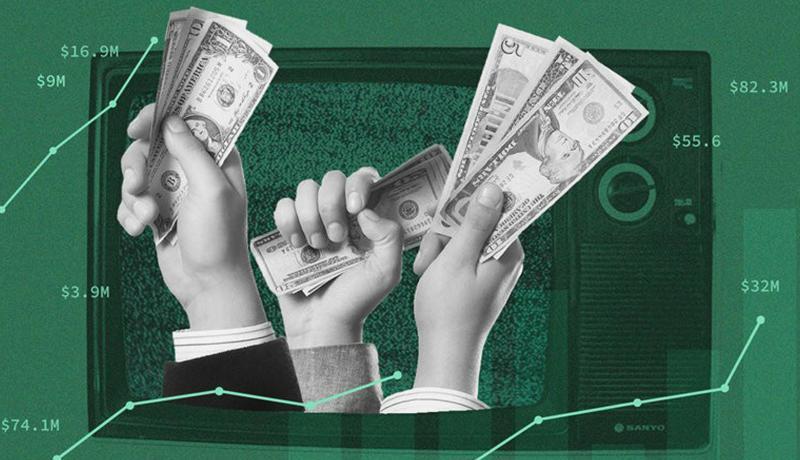 پرش دلار در معاملات جهانی