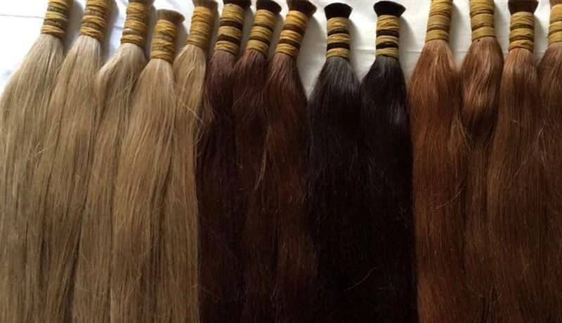 رونق بازار موی زنان / فروش موی کودک برای خرید گوشی!