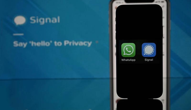 رونمایی از مشخصات «سیگنال» / آیا از واتساپ به سیگنال برویم؟