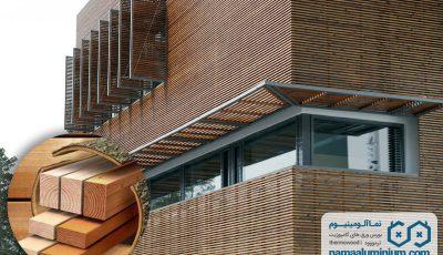 کاربرد و مزایای چوب ترمو