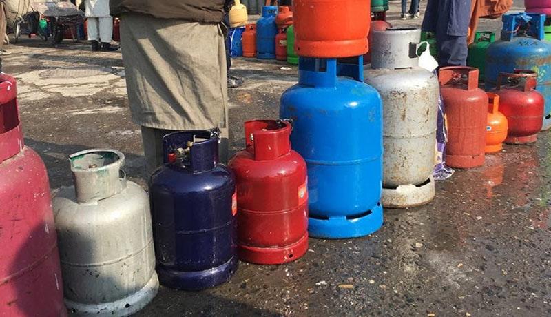 بازار سیاه گاز مایع در روزهای سرد