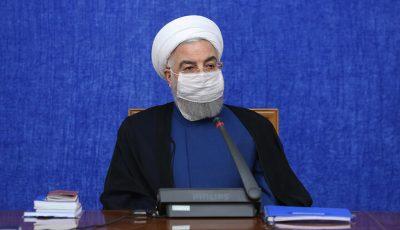 روحانی: فضای مجازی مفاسد بسیاری را از بین برده است