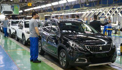 تولید بیش از ۷۳۰ هزار دستگاه خودرو در ۱۰ ماه نخست امسال