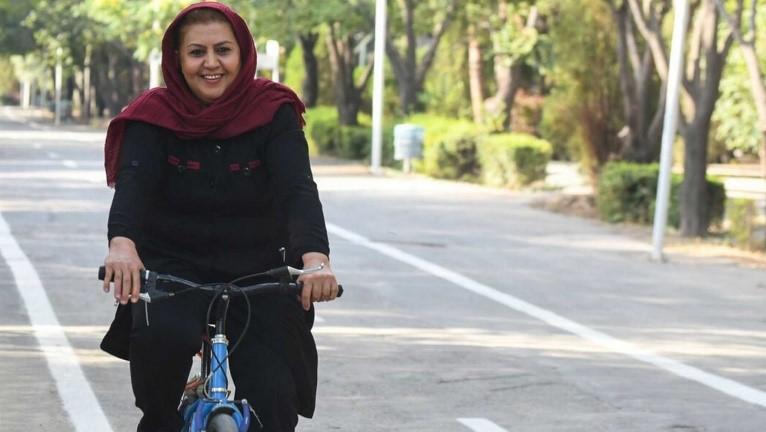 دوچرخهسواری بانوان