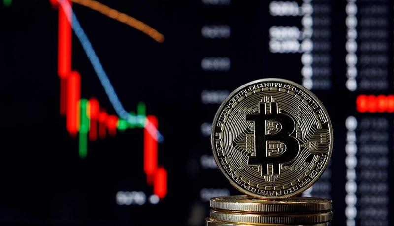 سقوط ۱۴ درصدی قیمت بیتکوین در بازار جهانی