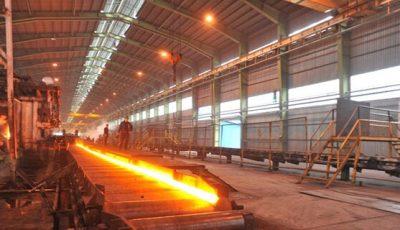 کاهش روزانه ۶۰ درصدی تولید آهن اسفنجی به دلیل محدودیت گازرسانی به فولاد مبارکه