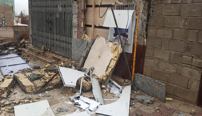 آخرین خبر از زلزله سیسخت / خسارت بالای زلزله به منازل مسکونی