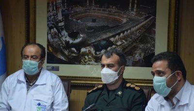 همکاری و حمایت سپاه قدس گیلان از کارخانجات تولیدی گروه قطعات خودرو عظام